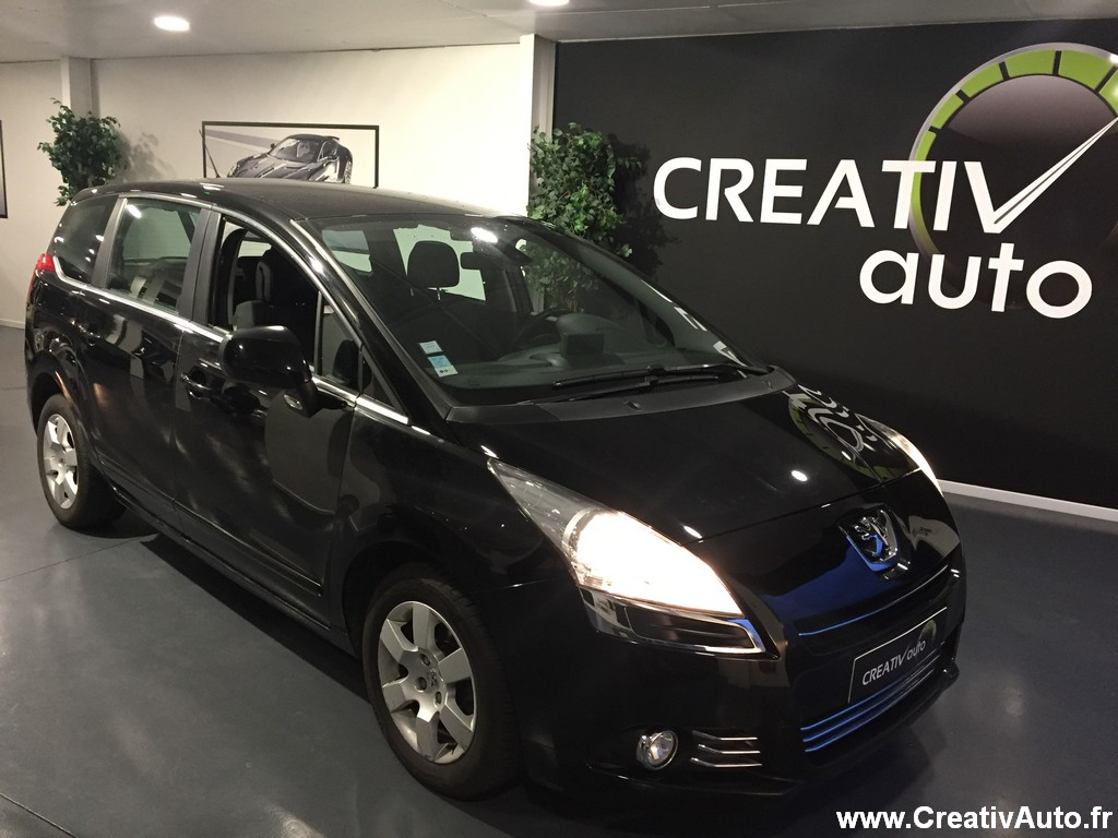 Peugeot 5008 2.0 hdi 150 cv Business GPS