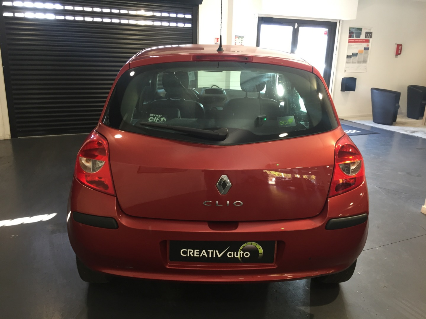 Renault Renault Clio 3 1.2 75CH EXTREME / 2008 / 136000 km / Essence / 5290 €